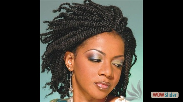 Crochet Nubian Twist Weave Black Hairstyle and Haircuts